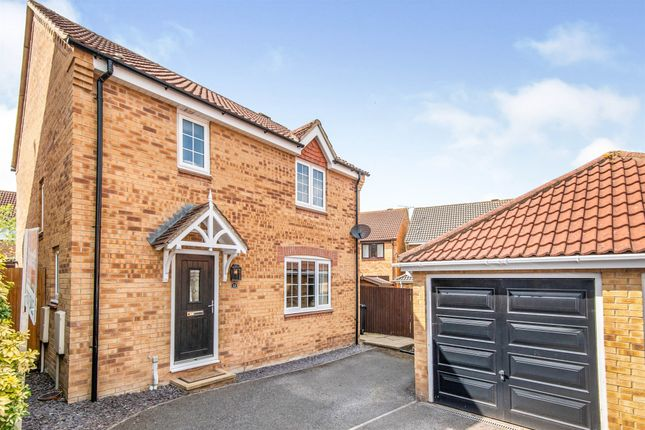 Thumbnail Detached house for sale in Robbins Court, Emersons Green, Bristol