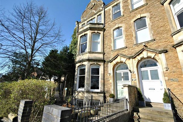 Thumbnail Town house for sale in St. Georges Avenue, Northampton