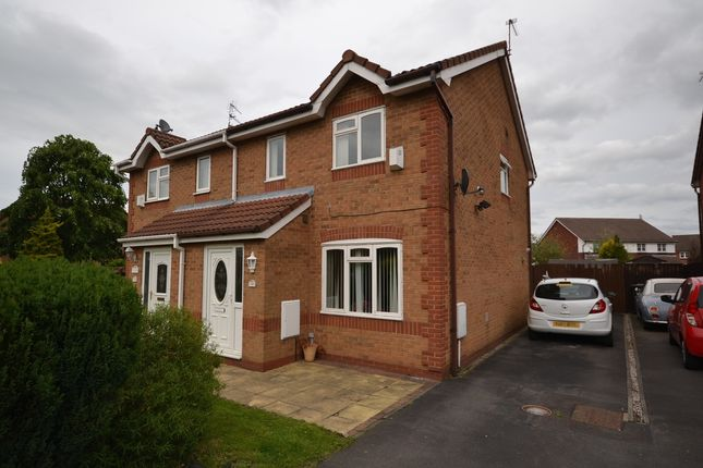 Thumbnail Semi-detached house to rent in Fernbank Drive, Netherton, Bootle