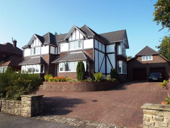 Thumbnail Detached house for sale in Alders Road, Disley, Stockport, Cheshire