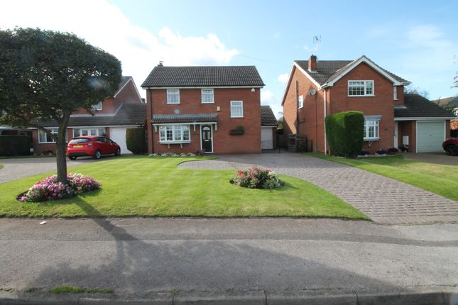 Thumbnail Detached house for sale in Haywood Oaks Lane, Blidworth, Mansfield
