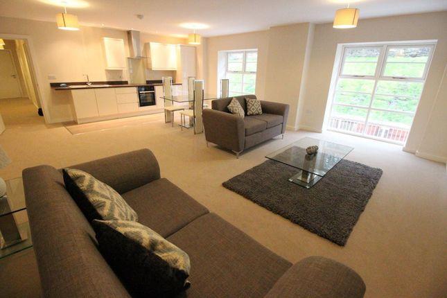 Thumbnail Flat to rent in Old School Lane, Pontypridd