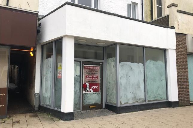 Thumbnail Restaurant/cafe to let in 38 South Street, Worthing, West Sussex