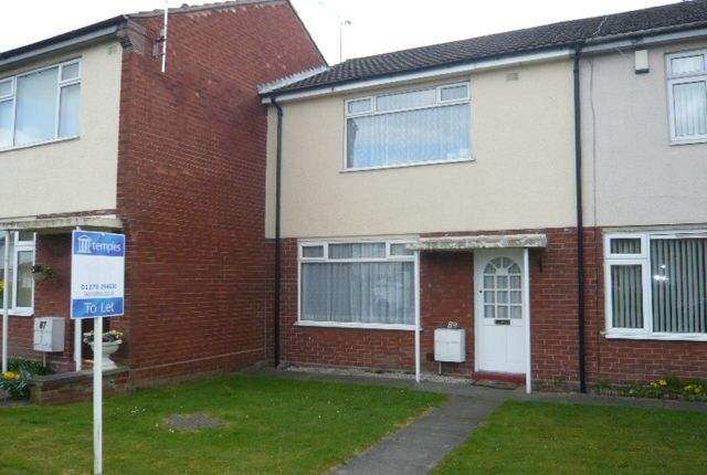 Thumbnail Terraced house to rent in Davenport Avenue, Crewe, Cheshire