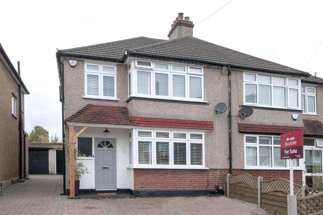 Thumbnail Property for sale in Oak Avenue, Croydon