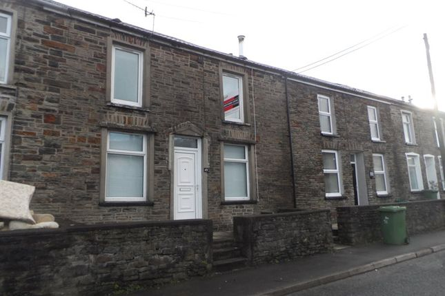 Thumbnail Terraced house for sale in Cardiff Road, Mountain Ash