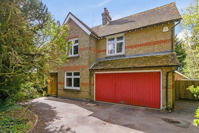 Thumbnail Detached house for sale in Kemsing Road, Wrotham, Sevenoaks