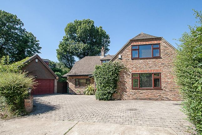 Thumbnail Detached house for sale in The Birches, Brentwood
