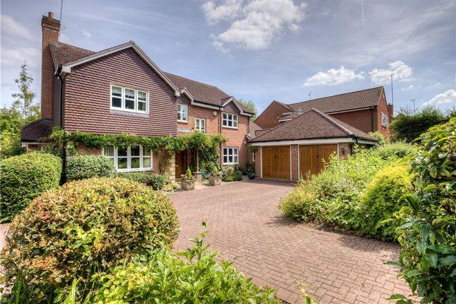 Thumbnail Detached house for sale in Seekings Drive, Kenilworth, Warwickshire