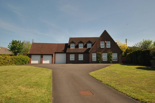 Thumbnail Detached house for sale in Haygate Road, Wellington, Telford, Shropshire