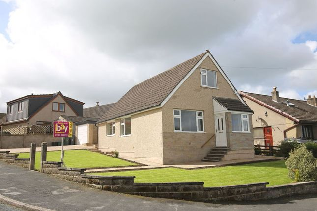 Thumbnail Bungalow for sale in Vicarage Avenue, Brookhouse, Lancaster