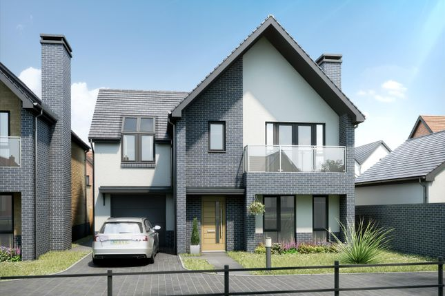 Thumbnail Detached house for sale in Consilio, Loxley, Stratford-Upon-Avon, Warwickshire