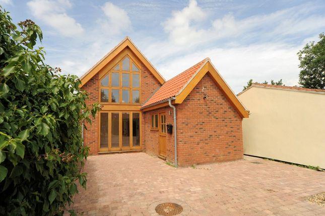 Thumbnail Detached house for sale in Station Road, Burnham Market, King's Lynn
