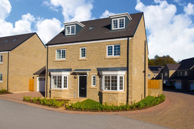 "Thumbnail Detached house for sale in ""The Emley"" at Barnsley Road, Newmillerdam, Wakefield"