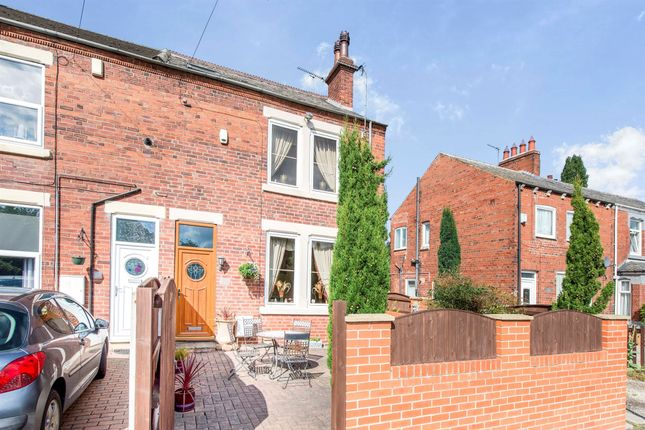 3 bed end terrace house for sale in Pontefract Road, Ferrybridge, Knottingley WF11