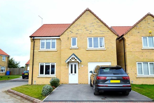Thumbnail Detached house for sale in Avocet Close, Hornsea, East Yorkshire