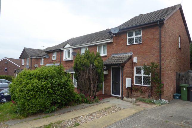 Thumbnail Terraced house to rent in Berkeley Drive, Basingstoke