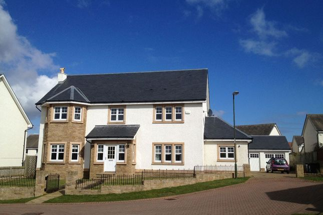 Thumbnail Detached house to rent in 7 Magpie Gardens, Dalkeith
