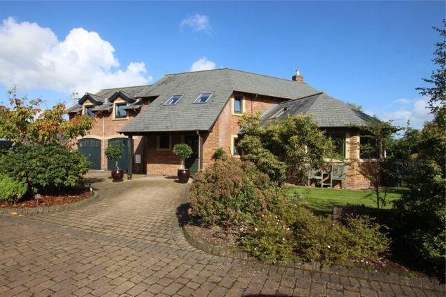 Thumbnail Detached house for sale in Eden House, The Orchard, Crosby-On-Eden, Carlisle, Cumbria