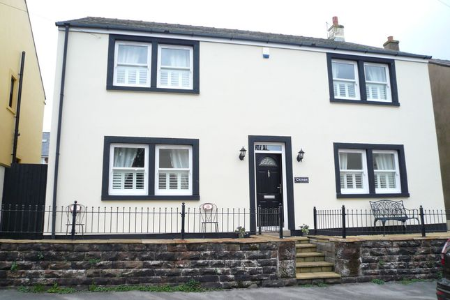 Thumbnail Detached house for sale in North Street, Maryport