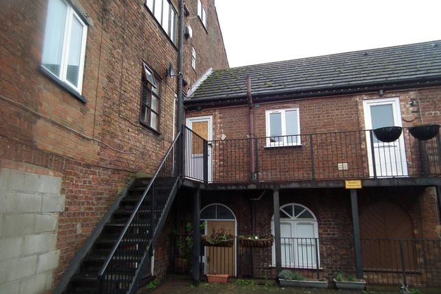 1 bed flat for sale in Flat 4, Anchor View, North End, Wisbech, Cambridgeshire PE13