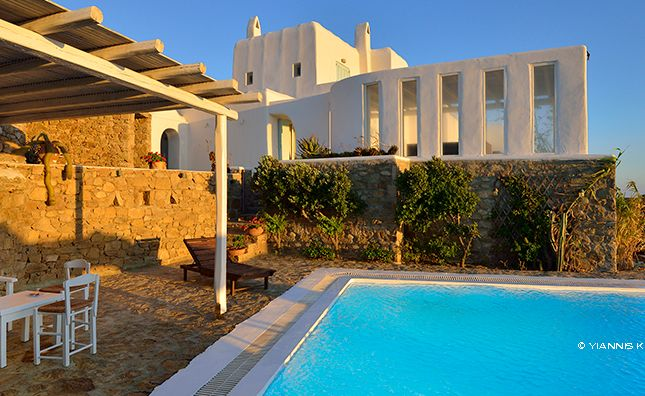 Photo of Fanari, Mykonos, Cyclade Islands, South Aegean, Greece