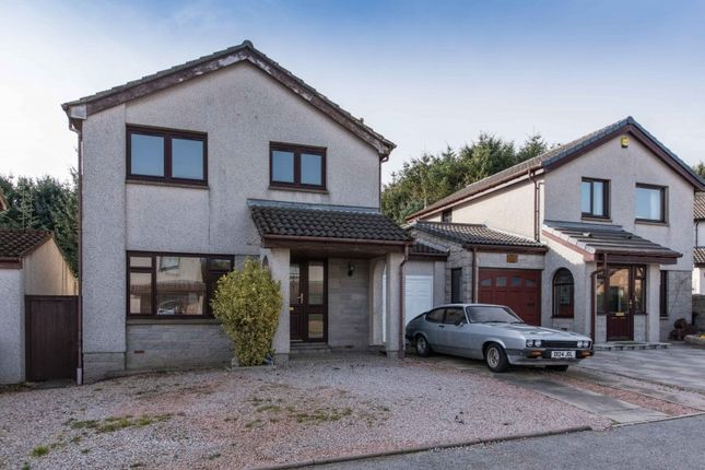 Thumbnail Detached house for sale in Dubford Walk, Bridge Of Don, Aberdeen, Aberdeenshire