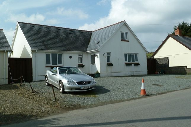 Thumbnail Detached bungalow for sale in Maes Yr Haf, Tegryn, Llanfyrnach, Pembrokeshire