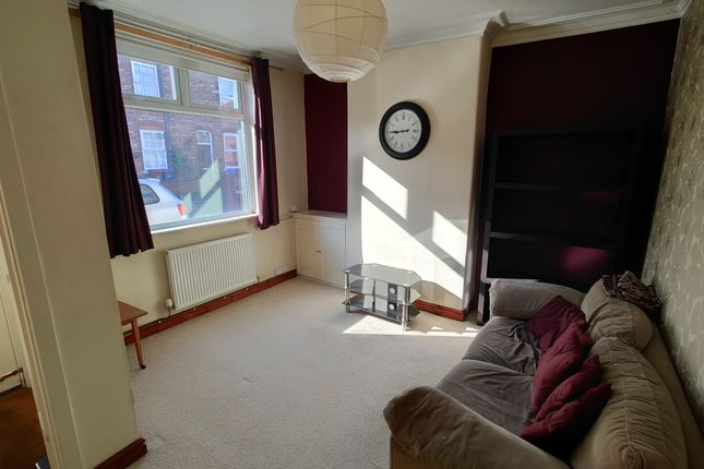 2 bed terraced house to rent in St. George's Road, Ladybarn, Manchester M14