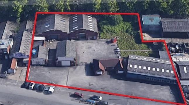 Thumbnail Industrial for sale in The Point, Loughborough Road, West Bridgford, Nottingham