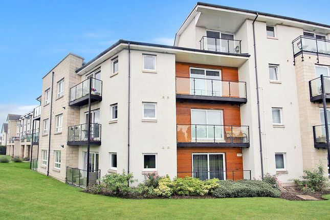 Thumbnail Flat for sale in Stance Place, Larbert