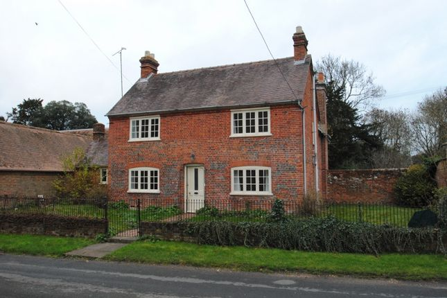 Thumbnail Detached house to rent in Castle Road, Shirburn, Watlington