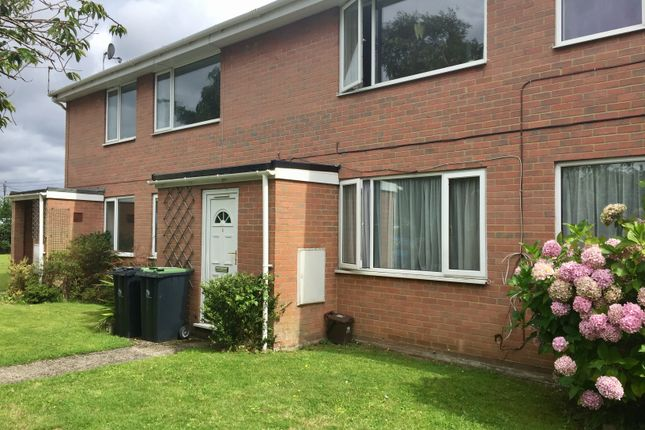 Thumbnail Flat to rent in Priory Gardens, West Moors