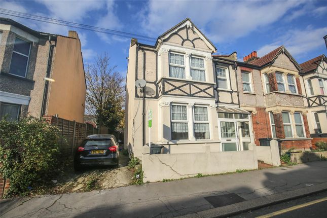 Thumbnail End terrace house for sale in Manor Road, London