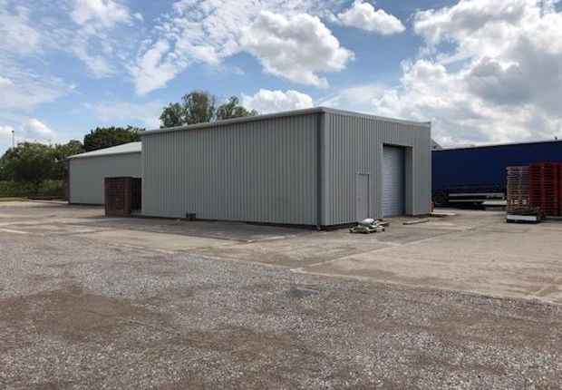 Thumbnail Light industrial to let in Workshop & Yard, Centaur House, Gardiners Place, Skelmersdale, Lancashire