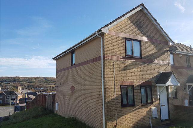Thumbnail Semi-detached house for sale in Gelli Close, Tredegar, Blaenau, Gwent