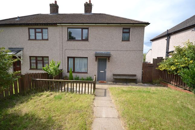 Thumbnail Semi-detached house for sale in Lilac Close, Newcastle-Under-Lyme
