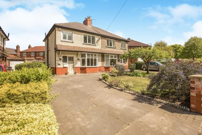 Thumbnail Semi-detached house for sale in Church Road, Leyland