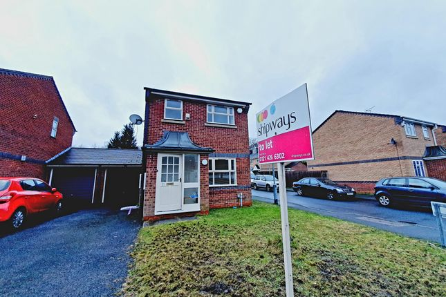 Thumbnail Property to rent in Mariner Avenue, Edgbaston, Birmingham
