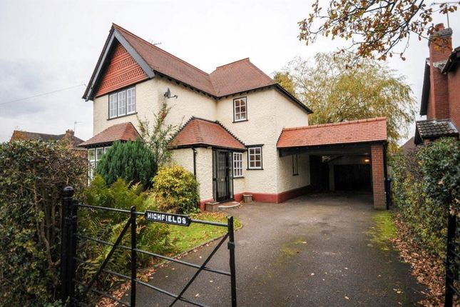 Thumbnail Property to rent in West Butts Road, Rugeley