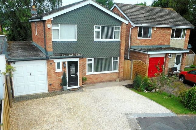 Thumbnail Detached house for sale in Armstrong Close, Audlem, Crewe