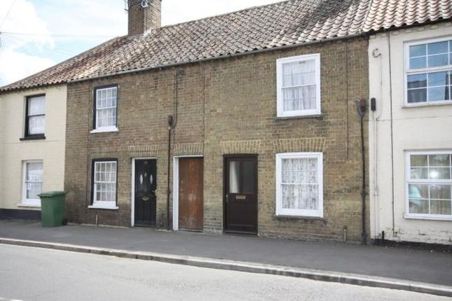Thumbnail Terraced house to rent in New Road, Chatteris