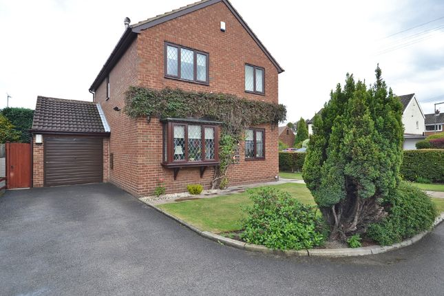 Thumbnail Detached house for sale in Denby Dale Road East, Durkar, Wakefield