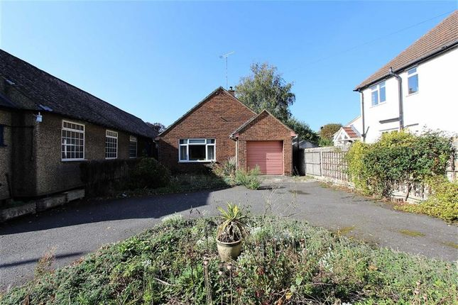 Thumbnail Detached bungalow for sale in Charity Wharf, Mentmore Road, Leighton Buzzard