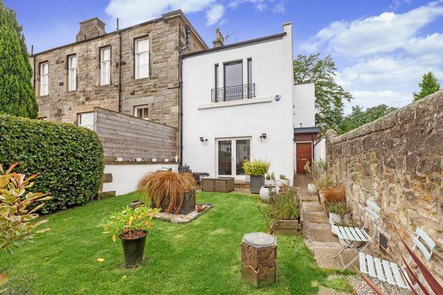 Thumbnail End terrace house for sale in 19A East Suffolk Park, Newington, Edinburgh