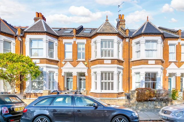 Thumbnail Terraced house for sale in Wilton Avenue, London