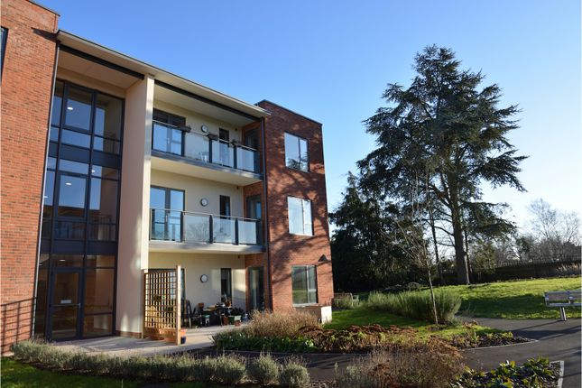 Thumbnail Flat for sale in Victoria Road, Devizes