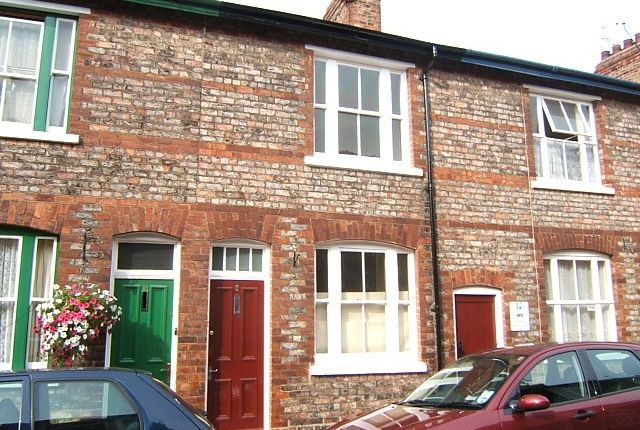 Thumbnail Terraced house to rent in Colenso Street, Clementhorpe, York