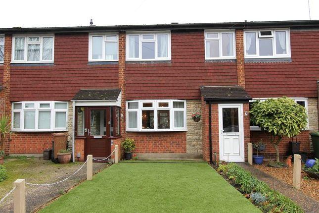 Thumbnail Terraced house for sale in Ashton Close, Sutton