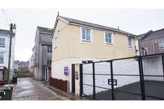 Thumbnail Link-detached house for sale in Wyndham Mews, Plymouth